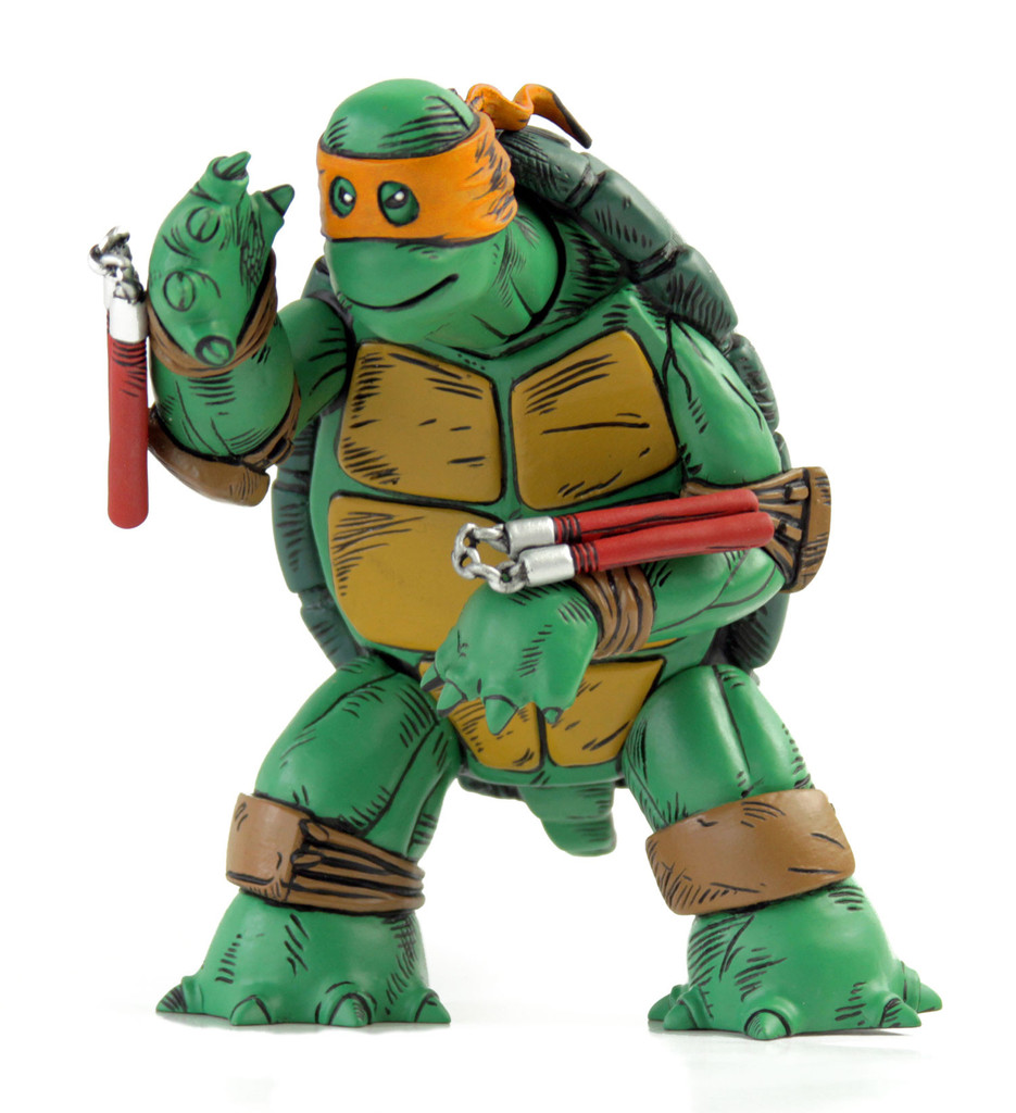 Exclusive Mondo TMNT Toys Available for Preorder