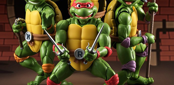 Bandai-Tamashii-Nation-SH-Figuarts-Teenage-Mutant-Ninja-Turtles-TMNT preorder